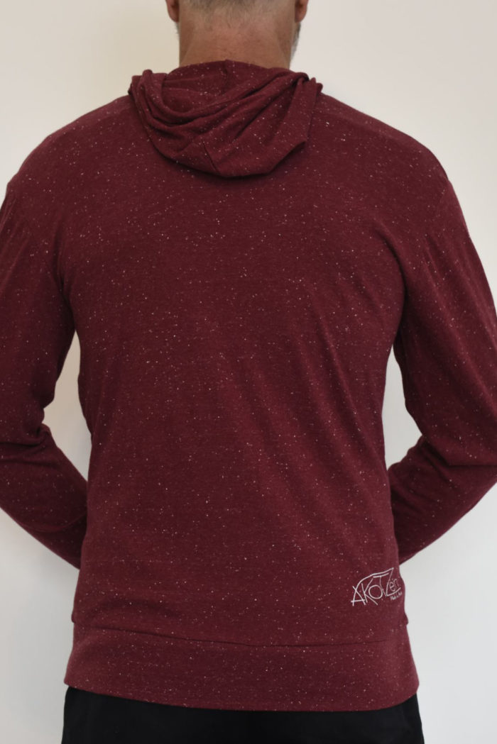 sweat rouge homme