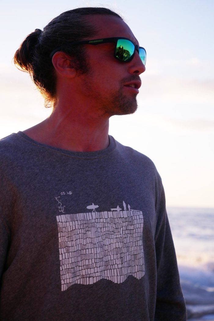 sweat surf homme
